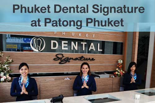 Phuket Smile Signature at Patong Phuket