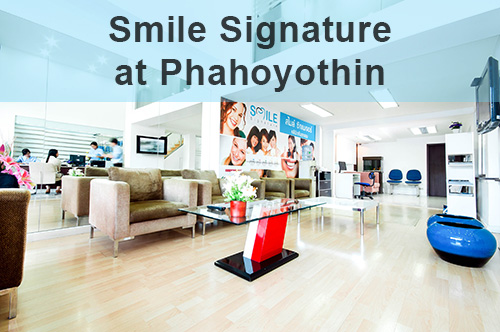 Smile Signature at Phahoyothin